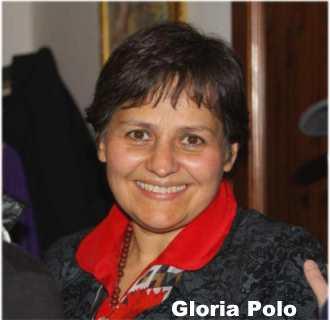 testimonianza di gloria polo a latina dating